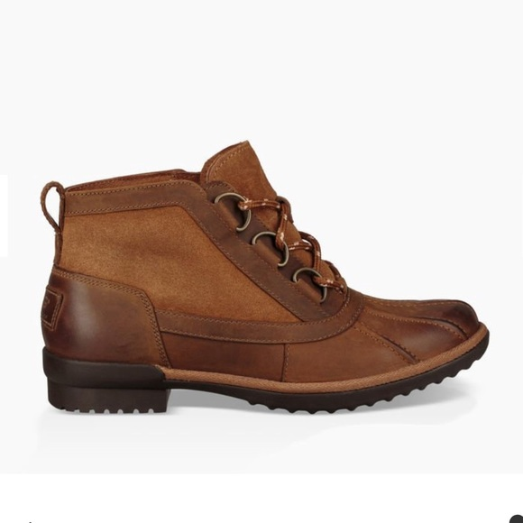 689435f2f05 🍁🍂🍁UGG heather Boots Waterproof Sz 8 Women's 🍂